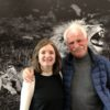 Photo avec Yann Arthus-Bertrand